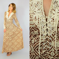 70's Marrakech Tile Dress