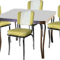 Queen for a Day Dinette Set