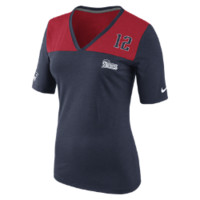 Nike My Player Name and Number (NFL Patriots / Tom Brady) Women's T-Shirt