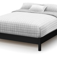 Sandbox Platform Bed - Black | www.hayneedle.com