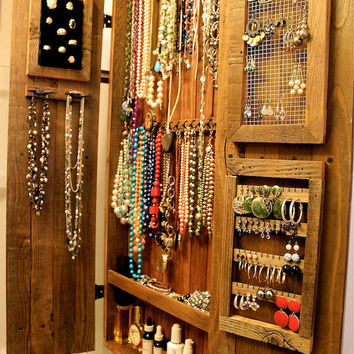Best wall jewelry organizer products on wanelo for Organiser un stand