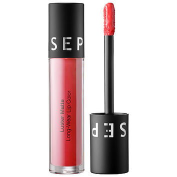SEPHORA COLLECTION VIB Rouge Luster Matte Long-Wear Lip Color (0.14 oz Guava)