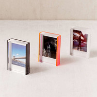 Mini Instax Acrylic Block Frame | Urban Outfitters