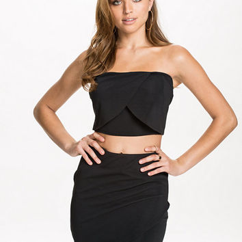 Tube Top Set Dress, NLY One