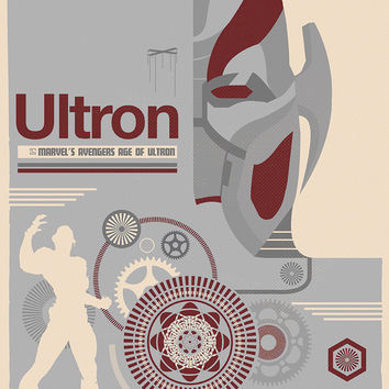 """Ultron"" by Matt Needle"