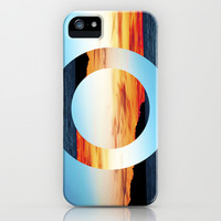 Decoy Geometry iPhone & iPod Case by Caleb Troy