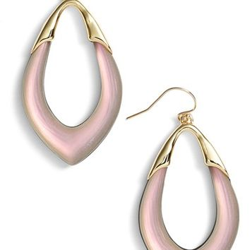 Women's Alexis Bittar 'Lucite - Neo Bohemian' Open Drop Earrings