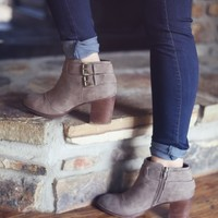 Altar'd State Rugged Carson Bootie   Altar'd State