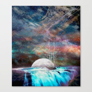 Invigorate Canvas Print by J.Lauren