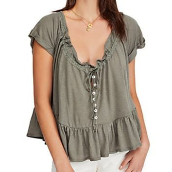 Free People Charlie Tee