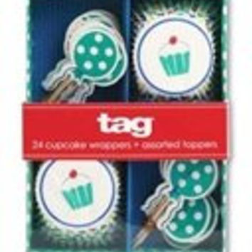 TAG Party Cupcake Decorating Kit
