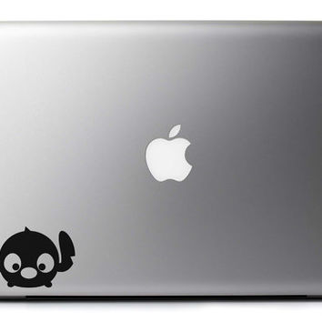 Stitch Tsum Tsum Inspired Vinyl Decal Laptop Wall & Vehicle Art : Japanese Skin Sticker Stack Stack + Free Shipping!