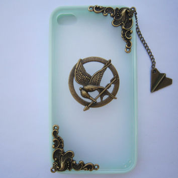 uk availability b9c8c 2049c Shop Hunger Games iPhone 5 Case on Wanelo