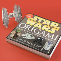 Star Wars Origami at Firebox.com