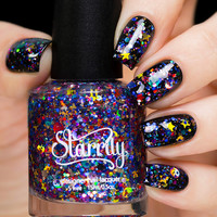 Starrily Galaxy Nail Polish