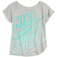 Nike Graphic Tee (Little Girls & Big Girls)