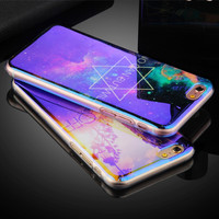 New Arrival Cell Phone Cases For Apple iPhone 5 5S SE 6 6S 6Plus 6s plus 7 7Plus Blu-ray Diamond Soft TPU Phone Protection Shell