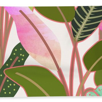 Color Paradise Beach Towel