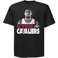 NBA Exclusive Collection Cleveland Cavaliers Kyrie Irving Game Face 2.0 T-Shirt