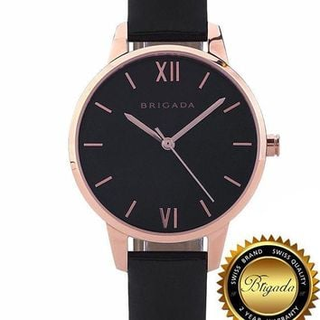 ICIK8TS BRIGADA Swiss Watches for Women, Nice Fashion Quartz Waterproof Ladies Watches for Girls Women, Great Gift for Someone or Yourself