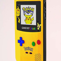Gameboy Color Pokemon Edition iPhone 5 Case