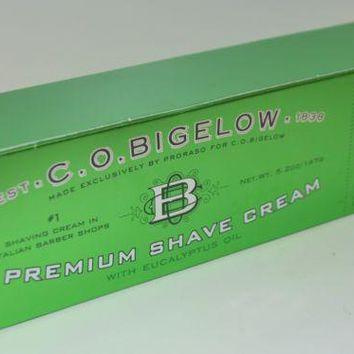 Bath & Body Works C.O. Bigelow Premium Shave Cream 5.2 oz