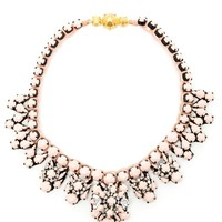 SHOUROUK | Charlotte Virgin Crystal and Enamel Beaded Necklac | Browns fashion & designer clothes & clothing