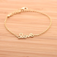 LOVE bracelet, 3 colors | girlsluv.it