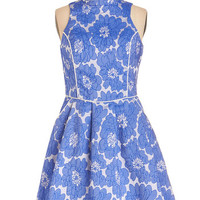ModCloth Vintage Inspired Mid-length Sleeveless A-line I Want You to Flaunt Me Dress