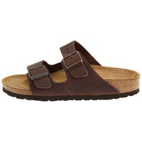 Birkenstock Men's Arizona Birka-Flor Habana Sandals (R)