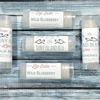 Wild Blueberry Lip Balm - Last Chance