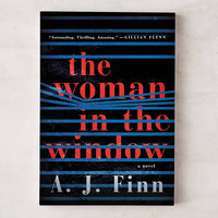 The Woman In The Window By A.J. Finn | Urban Outfitters