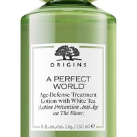 Origins A Perfect World™ Age-Defense Treatment Lotion with White Tea | Nordstrom