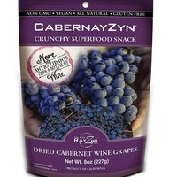 CabernayZyn Dried Cabernet Wine Grapes