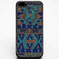 Free People Womens Laos Beaded iPhone 5 Case