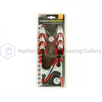 Industrial Spring Clamps OF507