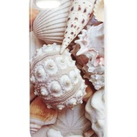 Seashell Photo Real Phone Hard Case - iPhone® Cases - Lucky Brand Jeans