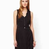 Terri Scalloped Top Dress | Apparel - Special Occasion Dresses | charming charlie
