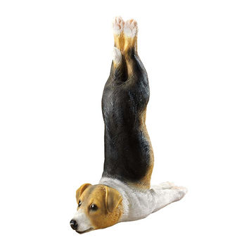 Park Avenue Collection Yoga Beagle Statue