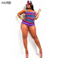 Brandie Plus size Two piece Bathing suits