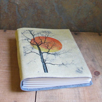 Tree of Free Spirit Mid Size Journal by BlueToad on Etsy