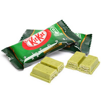 Nestle Kit Kat Miniatures Packs - Green Tea: 12-Piece Bag
