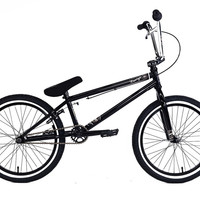 2016 Colony Emerge Complete Bmx Bike Black/Chrome