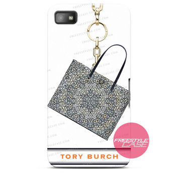 Tory Burch Kerrington Square Kaleidoscope HBG Blackberry Case Z10, Q10, Dakota Cover