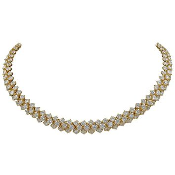Harry Winston Diamond Necklace 40.94 Carat