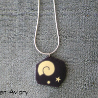 Animal Crossing Fossil Charm Necklace