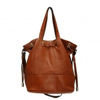 Circle & Square | Isabella Sienna Bucket Bag