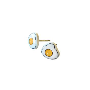 Egg Earrings