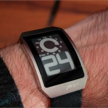 Phosphor Watch DH01 Digital Clock Watch - Cool Watches from Watchismo.com