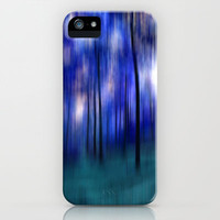 forest abstract iPhone Case by Angela Bruno | Society6